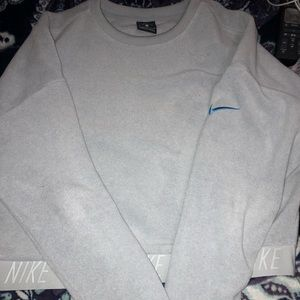 Cropped Thermal Sweater